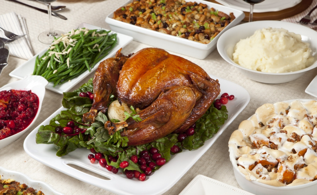 Krogers Thanksgiving Dinner 2019  Thanksgiving Dinner is Served Nug Markets Daily Dish