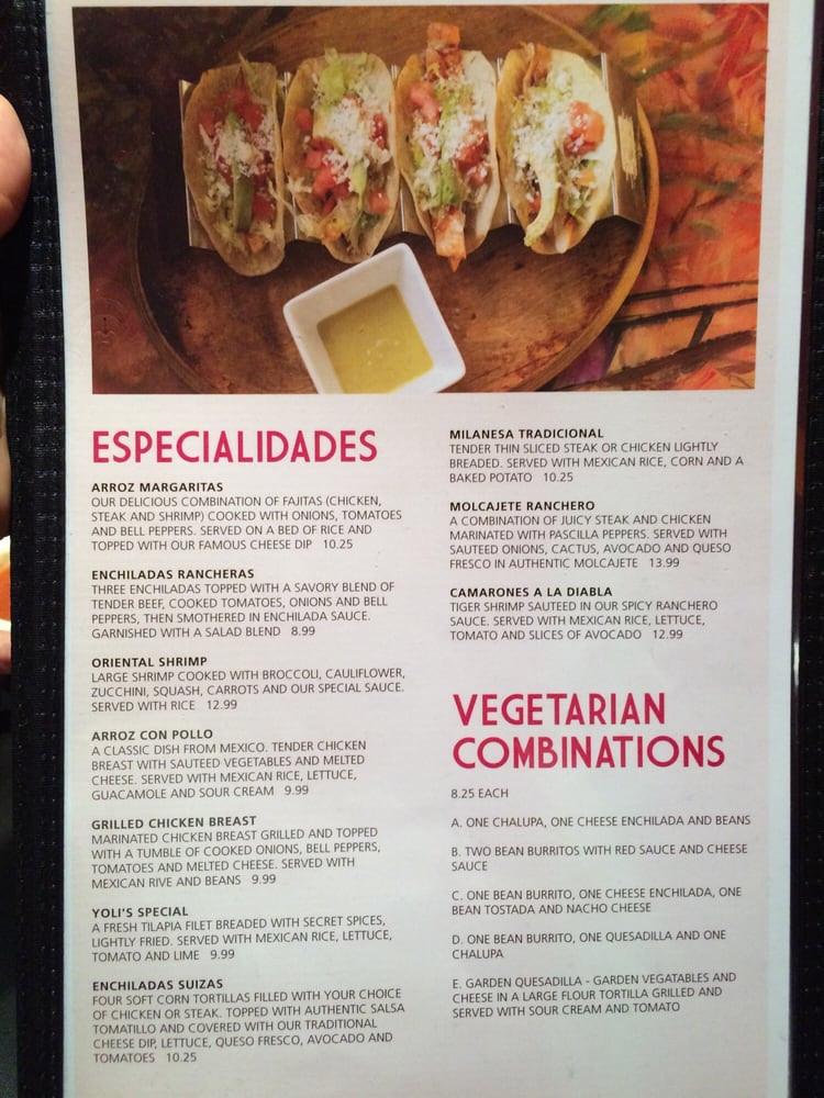 Las Margaritas O Fallon  s for Las Margaritas Yelp