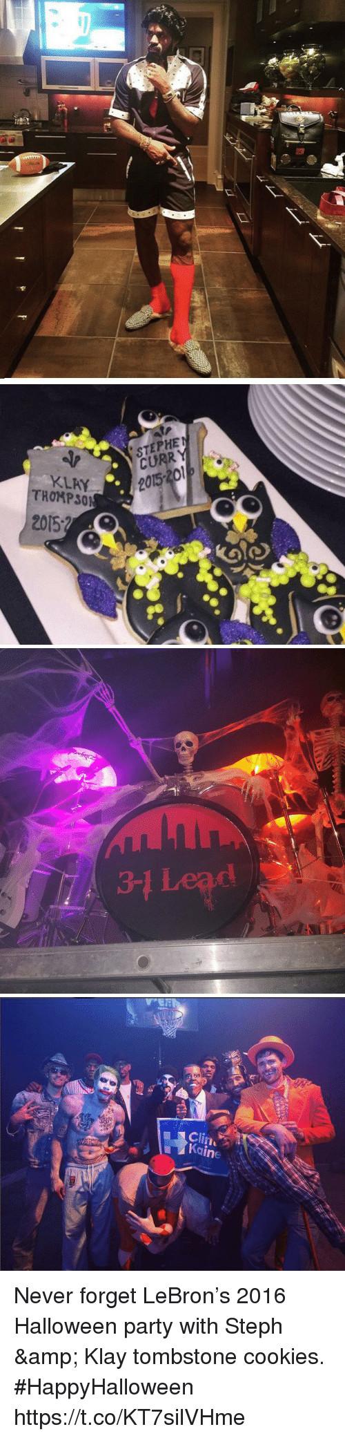 Lebron Halloween Cookies  25 Best Memes About Stephe