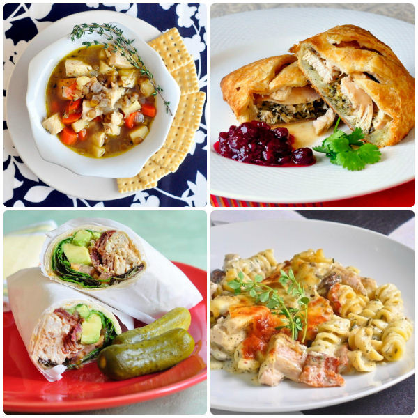 Left Over Thanksgiving Turkey Recipes  22 Fantastic Leftover Turkey Recipes Rock Recipes
