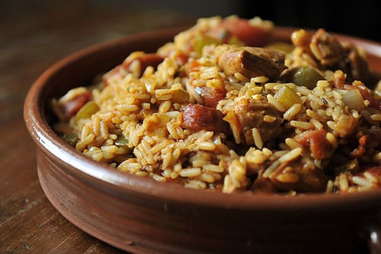 Left Over Thanksgiving Turkey Recipes  Thankful For Leftover Turkey Jambalaya Recipe on Food52