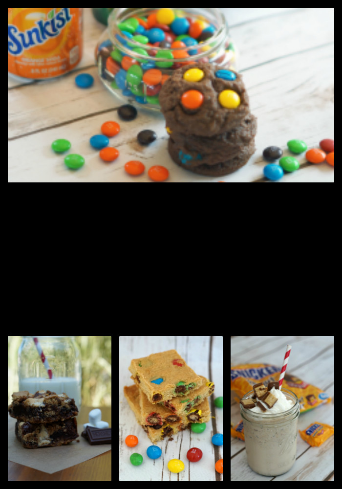 Leftover Halloween Candy Recipes  Leftover Halloween Candy Dessert Recipes