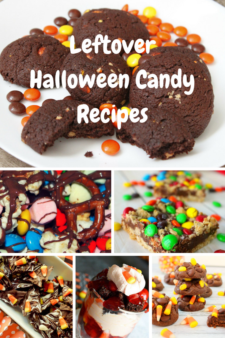 Leftover Halloween Candy Recipes  Leftover Halloween Candy Recipes The Mommy Mix