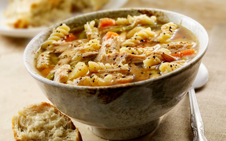 Leftover Thanksgiving Turkey  Repurposing Thanksgiving Leftover Turkey Noodle Soup