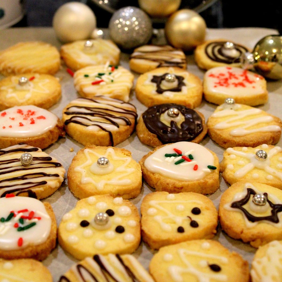 Lemon Christmas Cookies  FoodInspires – Professional Chef Services – 2014