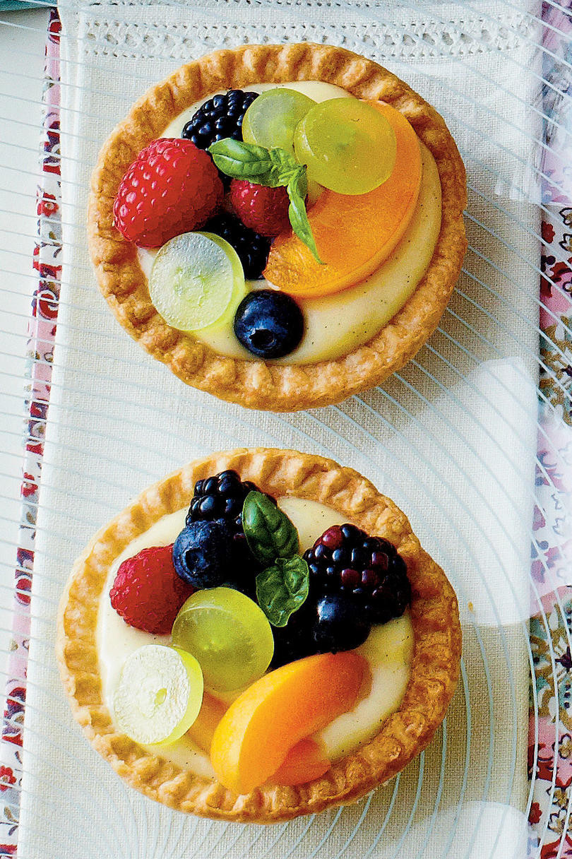Light Fall Desserts  The New La s Lunch Tea Sandwiches & More Southern Living