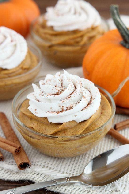 Light Thanksgiving Desserts  15 Healthy Pumpkin Desserts You'll Want to Make