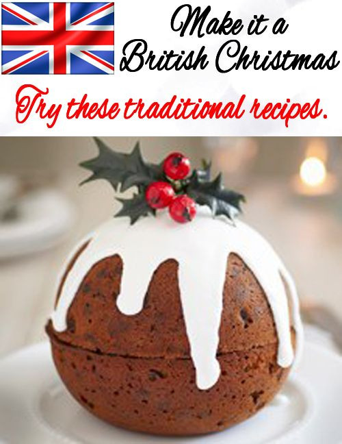 List Of Traditional Christmas Desserts  17 Best ideas about English Christmas on Pinterest
