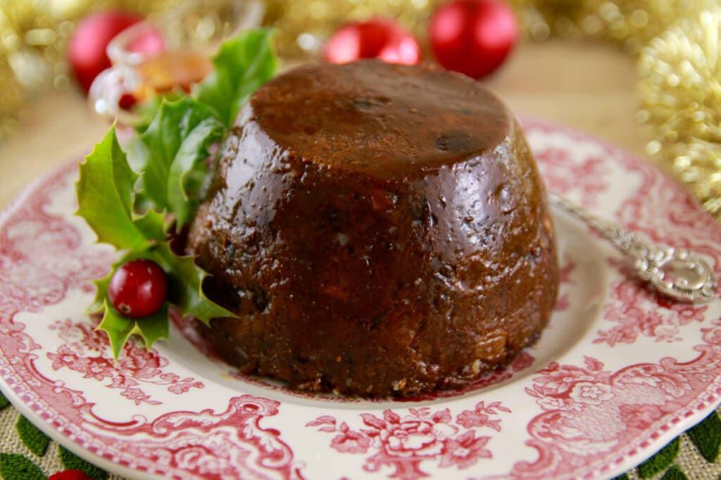 List Of Traditional Christmas Desserts  Last Minute Christmas Pudding Gemma's Bigger Bolder Baking