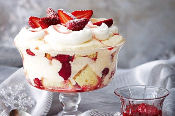 List Of Traditional Christmas Desserts  Easy Christmas dessert recipes