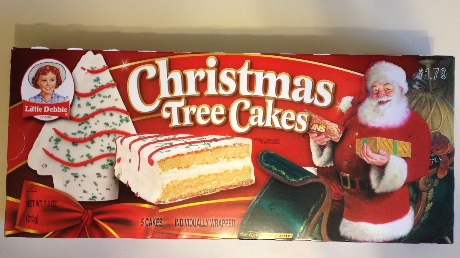 Little Debbie Christmas Cakes  3B s Toy Hive LoEB Merry Geekmas