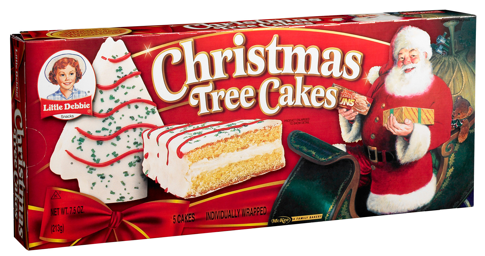 Little Debbie Christmas Cakes  Little Debbie Copycat Recipes To Make At Home