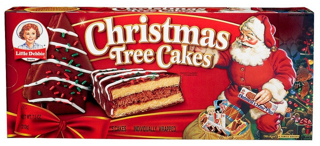 Little Debbie Christmas Cakes  24 best Little Debbie Christmas Treats images on Pinterest
