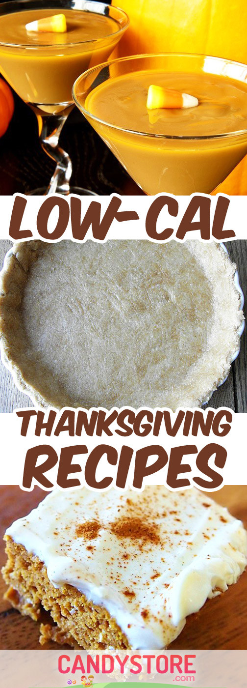 Low Calorie Thanksgiving Recipes  Low Calorie Thanksgiving Recipes Keep You Trim