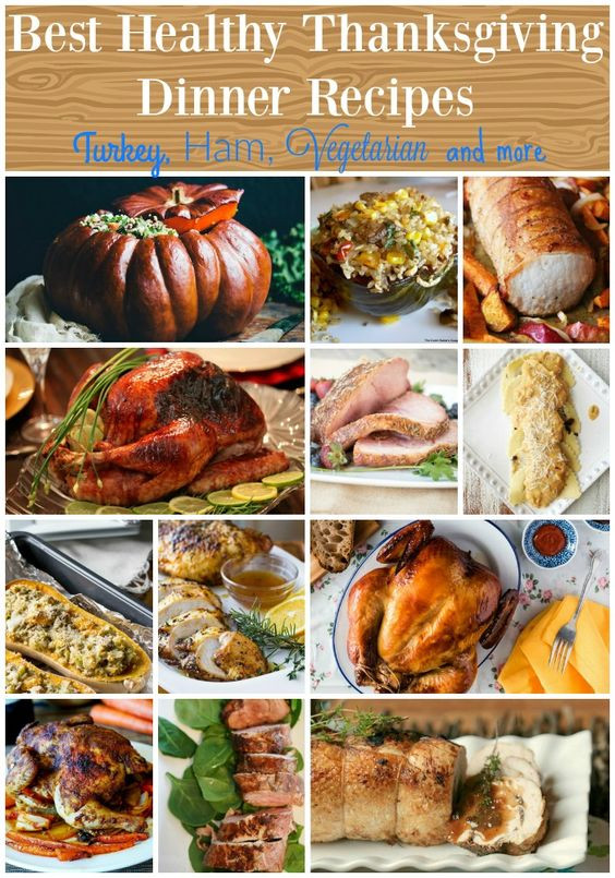 Low Calorie Thanksgiving Recipes  Pinterest • The world's catalog of ideas