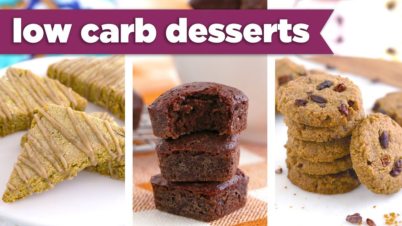 Low Carb Fall Recipes  Low Carb Desserts for Fall Healthy Gluten Free & Keto