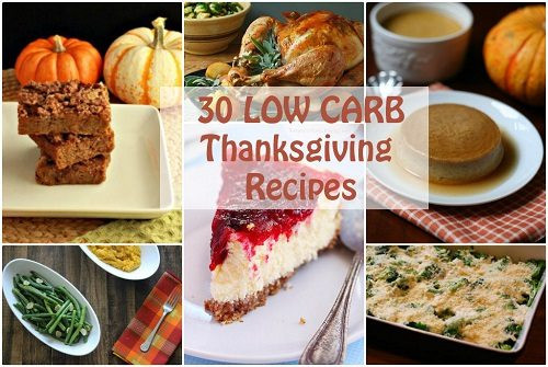 Low Carb Thanksgiving Recipes  30 Best Low Carb Thanksgiving Recipes