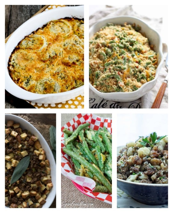 Low Carb Thanksgiving Recipes  The BEST Low Carb and Gluten Free Thanksgiving Side Dish