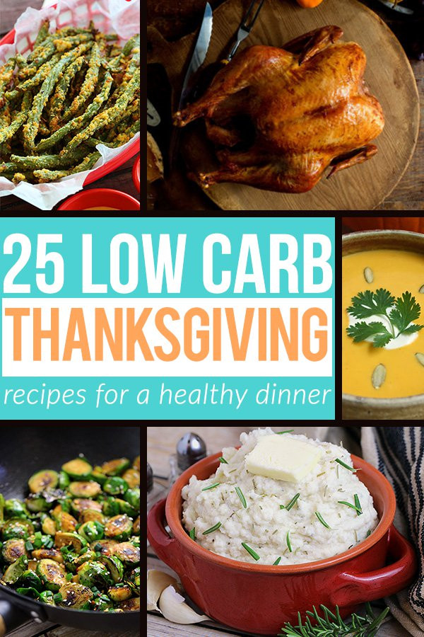 Low Carb Thanksgiving Side Dishes  25 Low Carb Thanksgiving Recipe Ideas