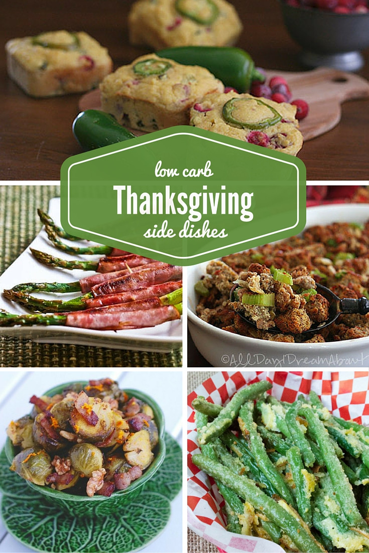 Low Carb Thanksgiving Side Dishes  The Best Sugar Free Low Carb Thanksgiving Recipes
