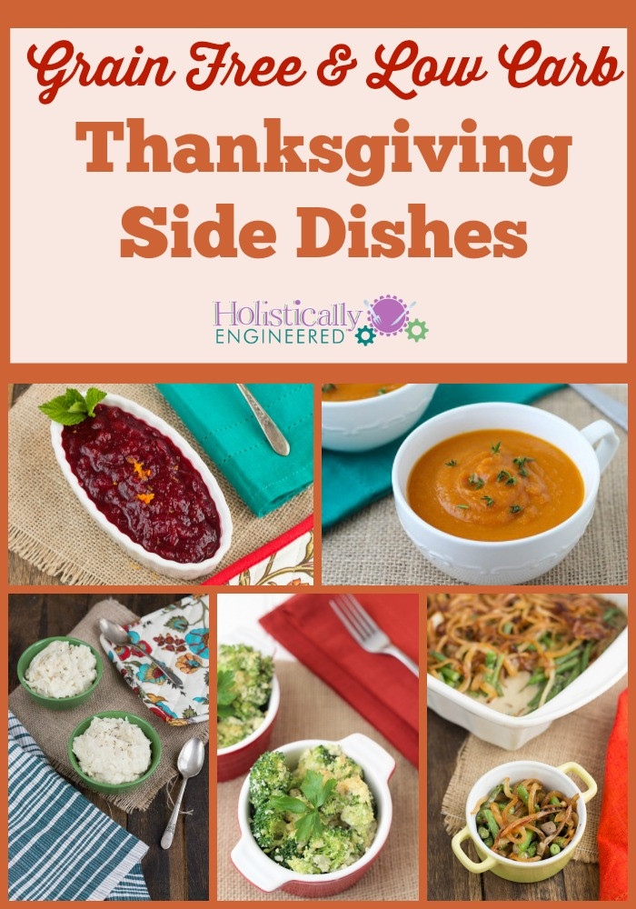 Low Carb Thanksgiving Side Dishes  Thanksgiving Side Dishes Low Carb and Grain Free
