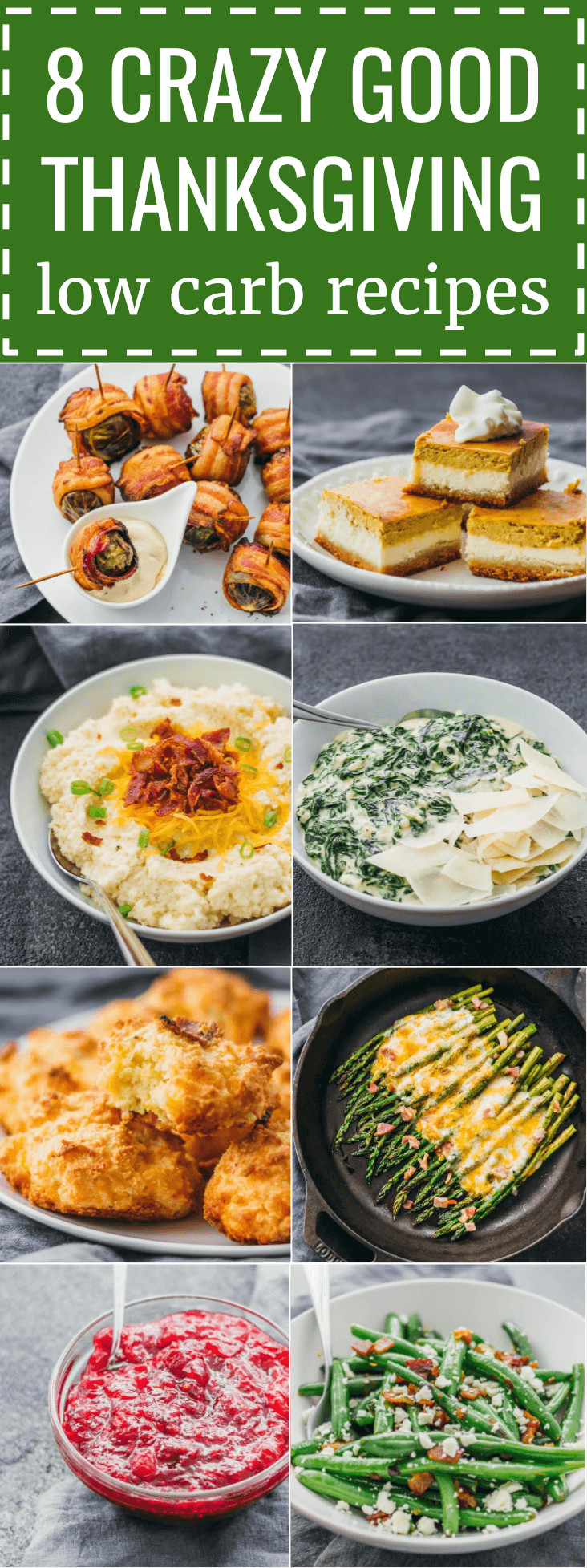 Low Carb Thanksgiving Side Dishes  Best Keto Thanksgiving Recipes For 2018 Savory Tooth