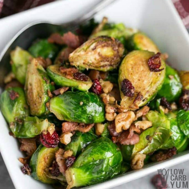 Low Carb Thanksgiving Side Dishes  18 Low Carb Thanksgiving Side Dishes For a Guiltless Feast