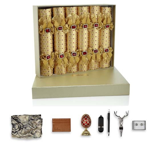 Luxury Christmas Crackers  145 best christmas crackers images on Pinterest