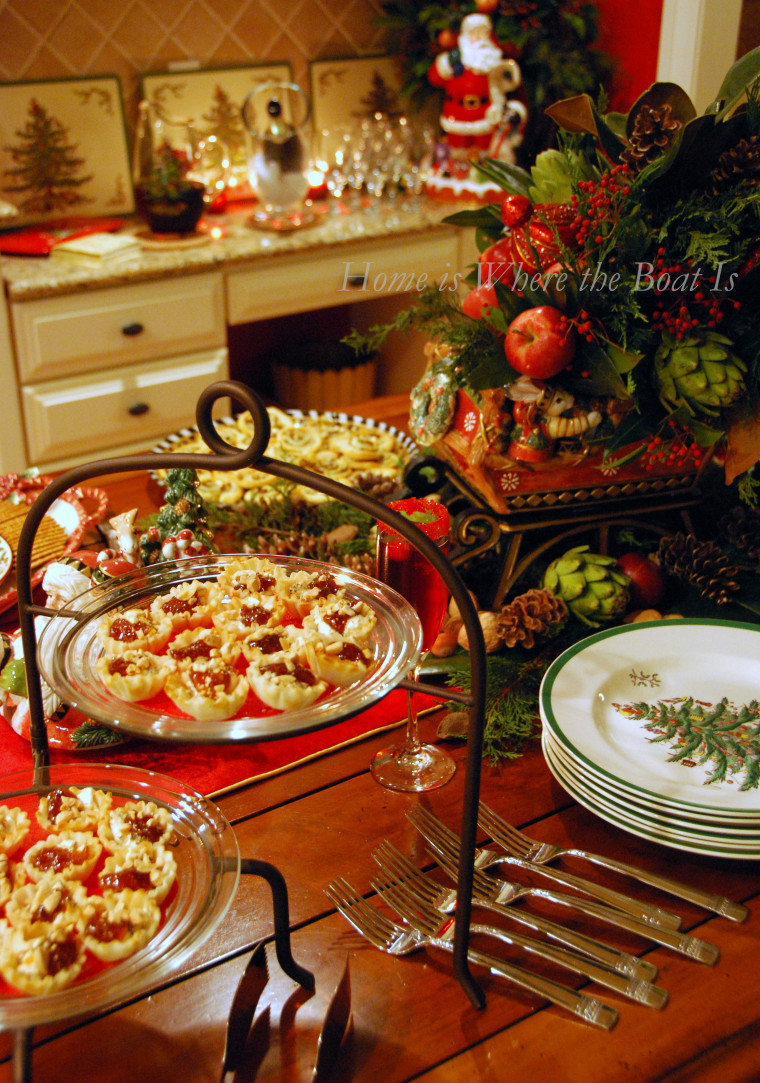 Make Ahead Christmas Dinners  Making Lists and Make Ahead Holiday Appetizers
