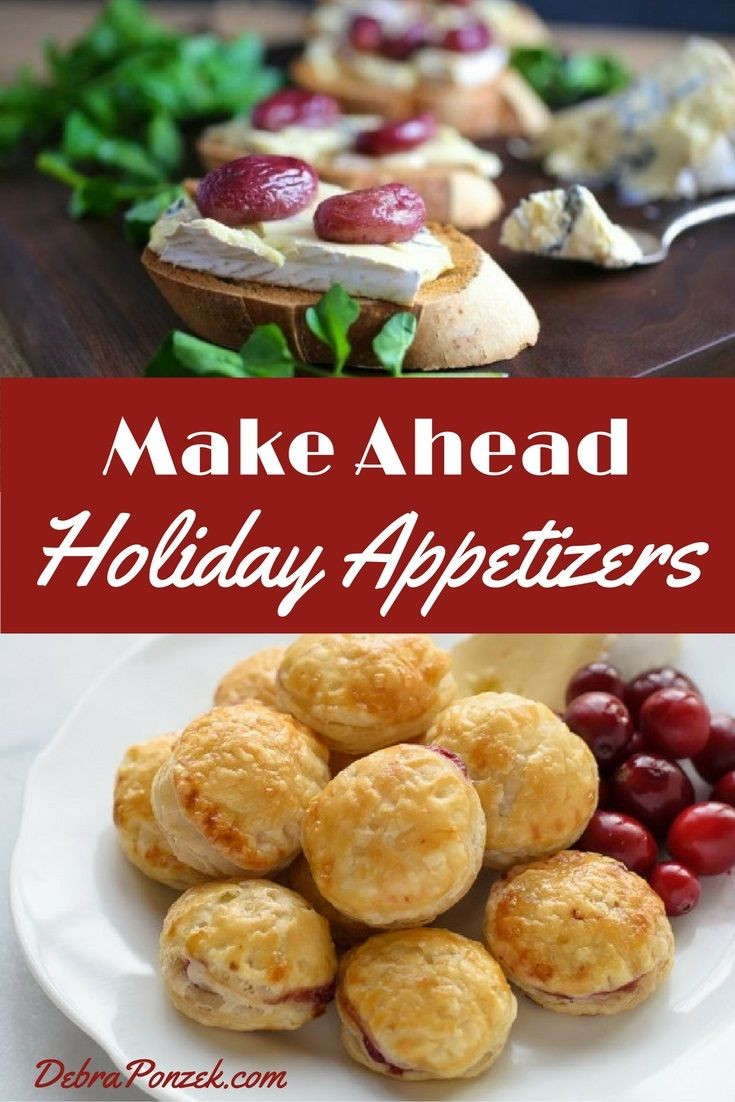 Make Ahead Christmas Dinners  17 Best images about Thanksgiving on Pinterest