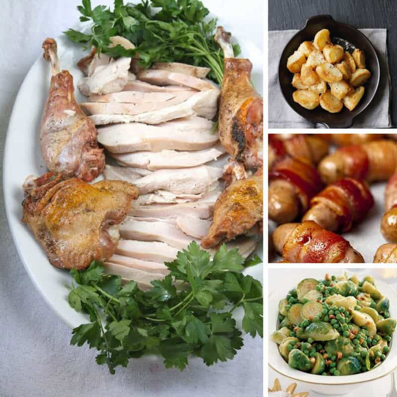 Make Ahead Christmas Dinners  Make Ahead Christmas Dinner Fill Your Freezer with