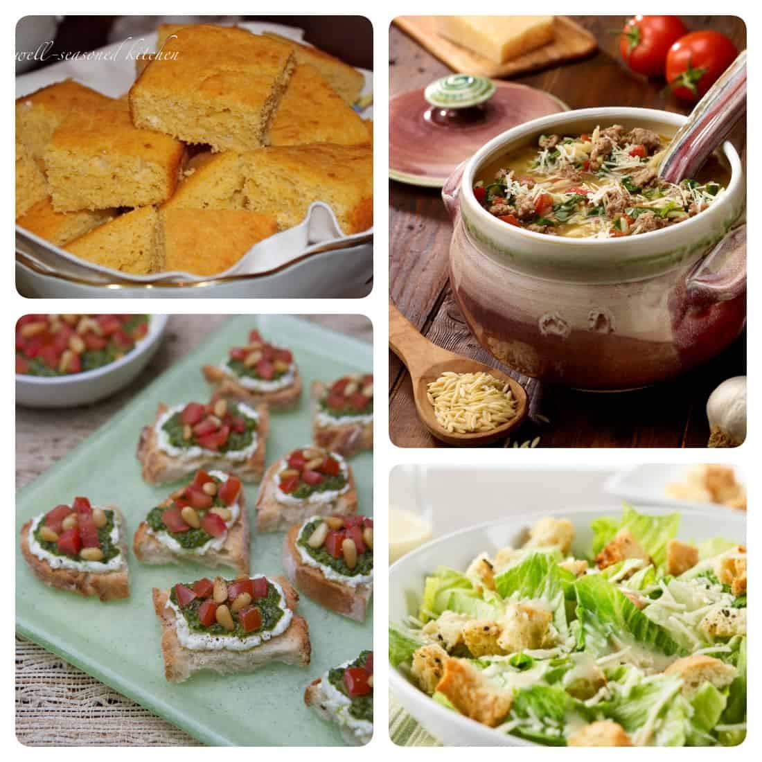 Make Ahead Christmas Dinners  Make Ahead Casual Menu for the Holidays