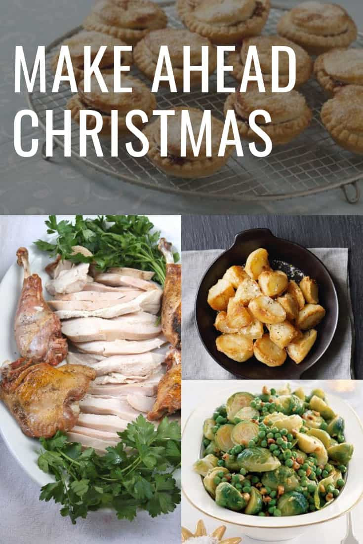 Make Ahead Christmas Dinners  Make Ahead Christmas Recipes Fill your freezer with