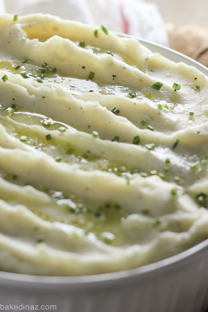 Make Ahead Mashed Potatoes For Thanksgiving  Make Ahead Mashed Potatoes