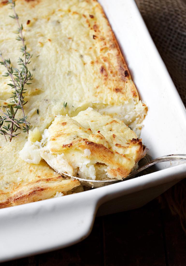 Make Ahead Mashed Potatoes Thanksgiving  Make Ahead Mashed Potatoes Seasons and Suppers