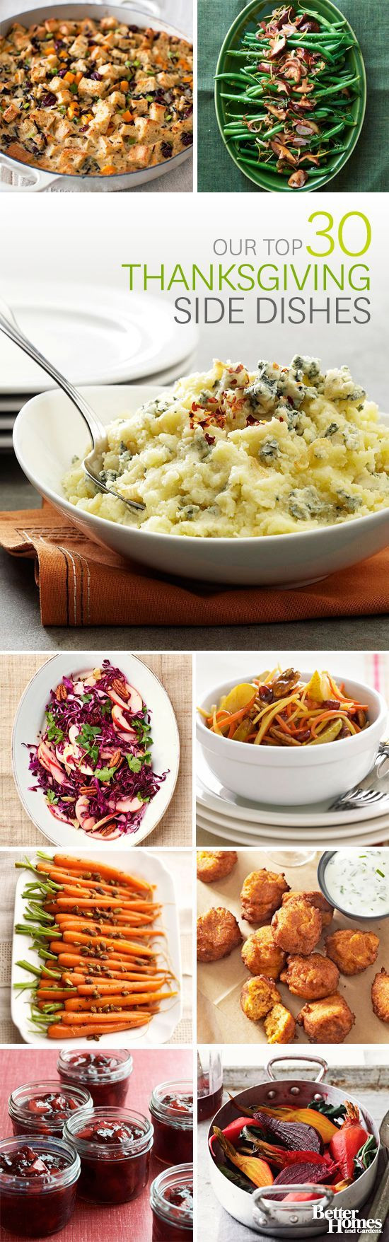 Make Ahead Side Dishes For Thanksgiving  Make Ahead Holiday Side Dishes