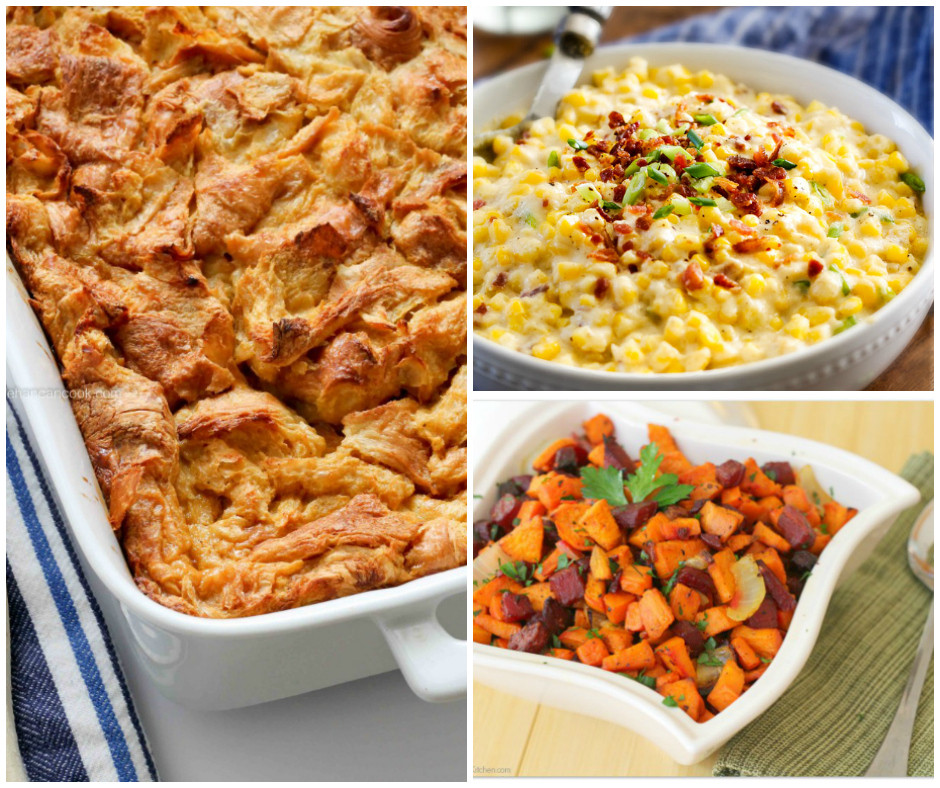 Make Ahead Side Dishes For Thanksgiving  3 Fashionable and Cozy Looks for Thanksgiving