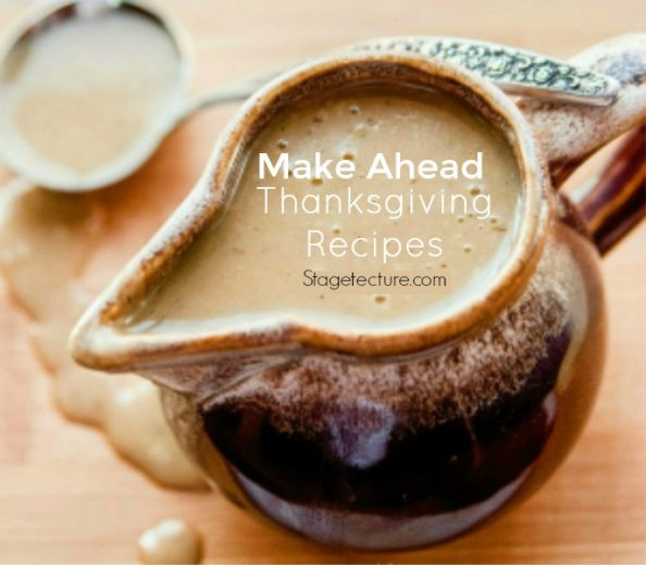 Make Ahead Thanksgiving Desserts  22 of the Best Make Ahead Thanksgiving Recipes