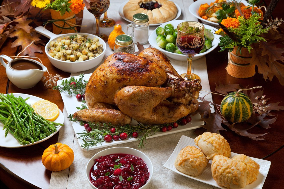 Make Ahead Thanksgiving Dinner  A make ahead Thanksgiving dinner plan