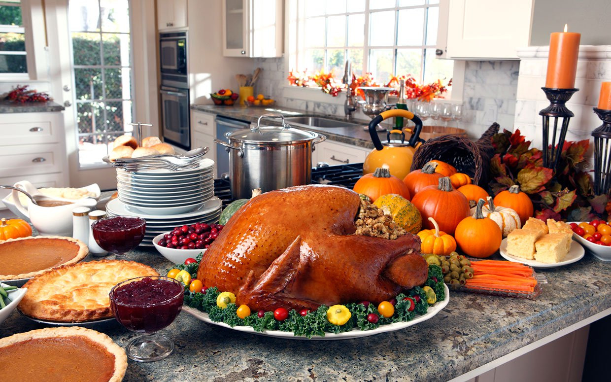 Make Ahead Thanksgiving Dinner  What s the Average Cost of a Thanksgiving Dinner The