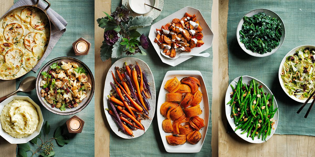 Make Ahead Thanksgiving Sides  55 Make Ahead Thanksgiving Side Dishes Easy Recipes for