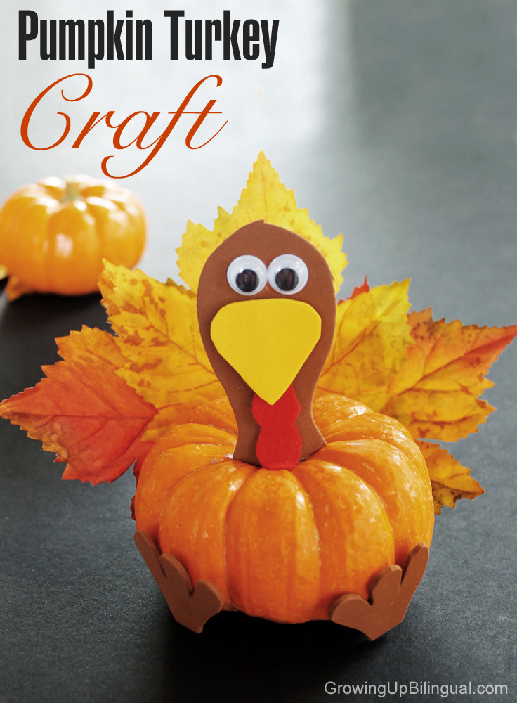 Make Thanksgiving Turkey  Thanksgiving Crafts and Games for Kids The Idea Room