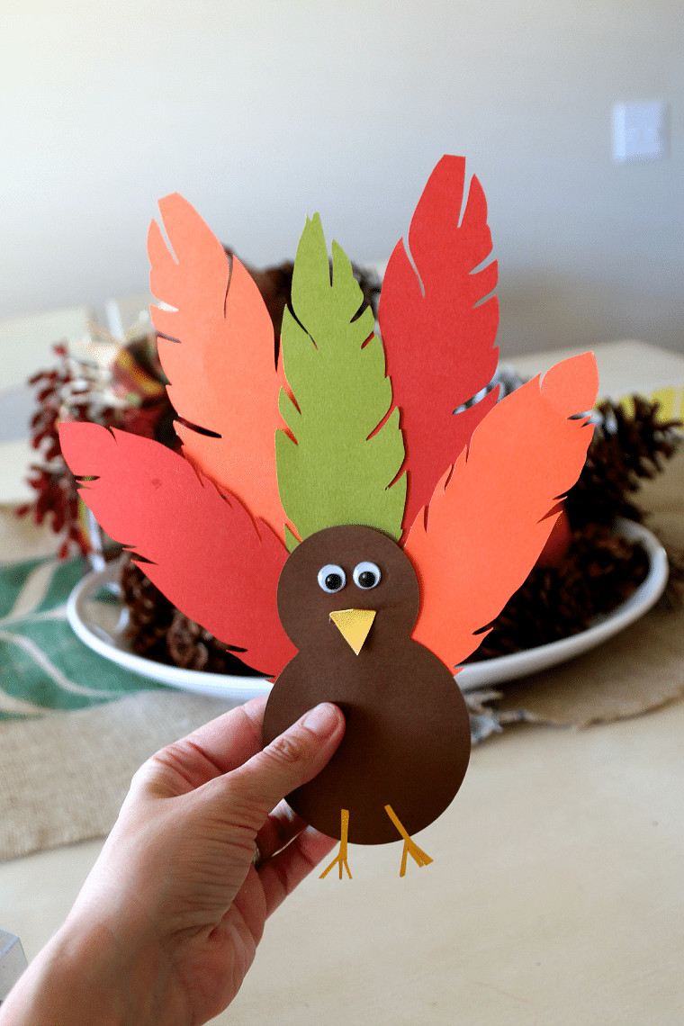 Make Thanksgiving Turkey  Thanksgiving Turkey Hat Tutorial