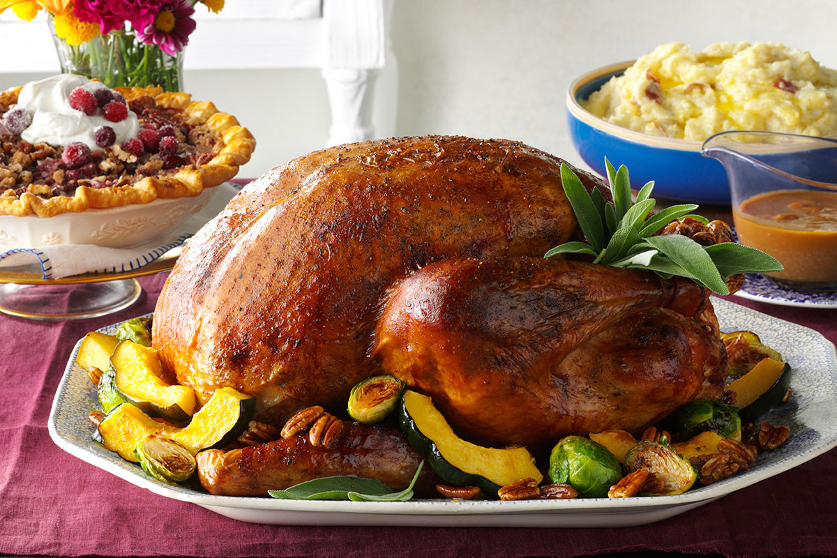 Make Thanksgiving Turkey  How to Cook a Turkey