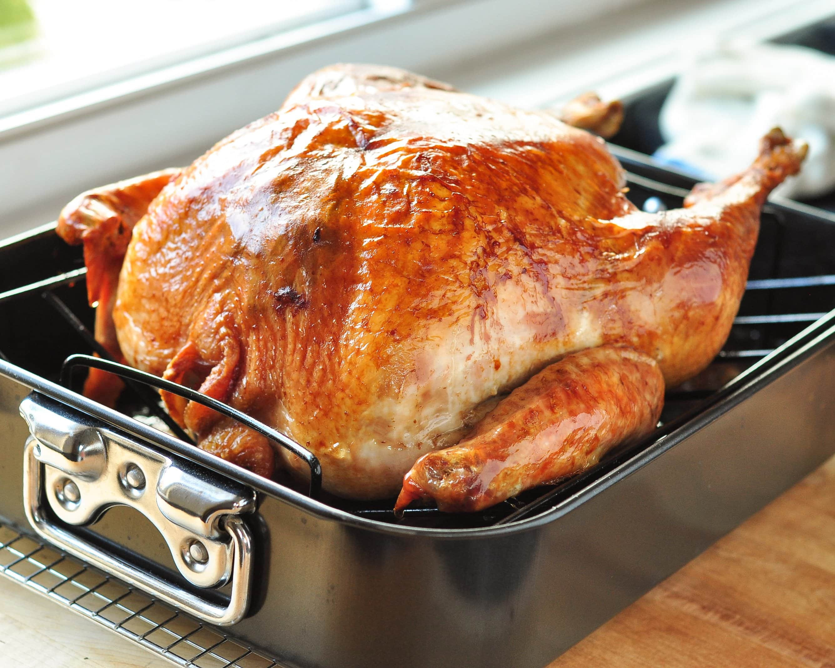 Make Thanksgiving Turkey  How To Cook a Turkey The Simplest Easiest Method
