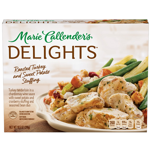 Marie Callenders Thanksgiving Dinner  Frozen Meals the Whole Family Will Love