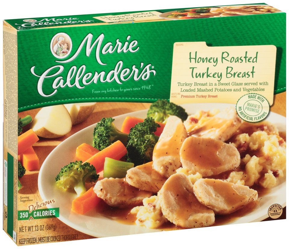 Marie Callenders Thanksgiving Dinner  EWG s Food Scores