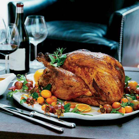 Marinate Thanksgiving Turkey  Citrus Marinated Turkey Recipe Jose Garces