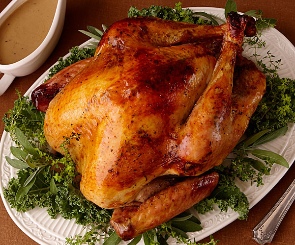 Marinate Thanksgiving Turkey  5 Simple But Original Thanksgiving Turkey Recipes to