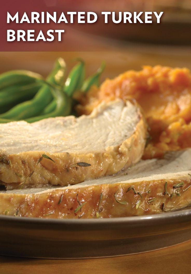 Marinated Turkey Recipe Thanksgiving  Marinated Turkey Breast Recipe